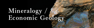 Mineralogy-Economic Geology