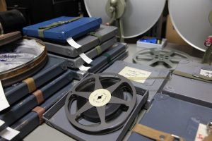 総合博物館所蔵の学術映像