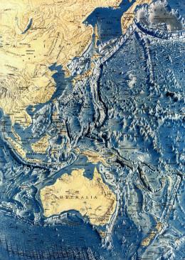島弧-大陸縁のテクトニクス環境