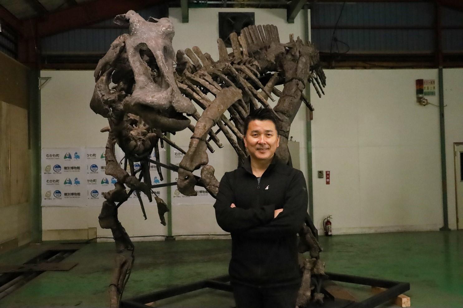 上野 恐竜 博